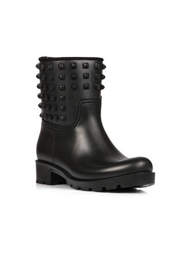 Oblavion Yağmur Çizmesi Siyah